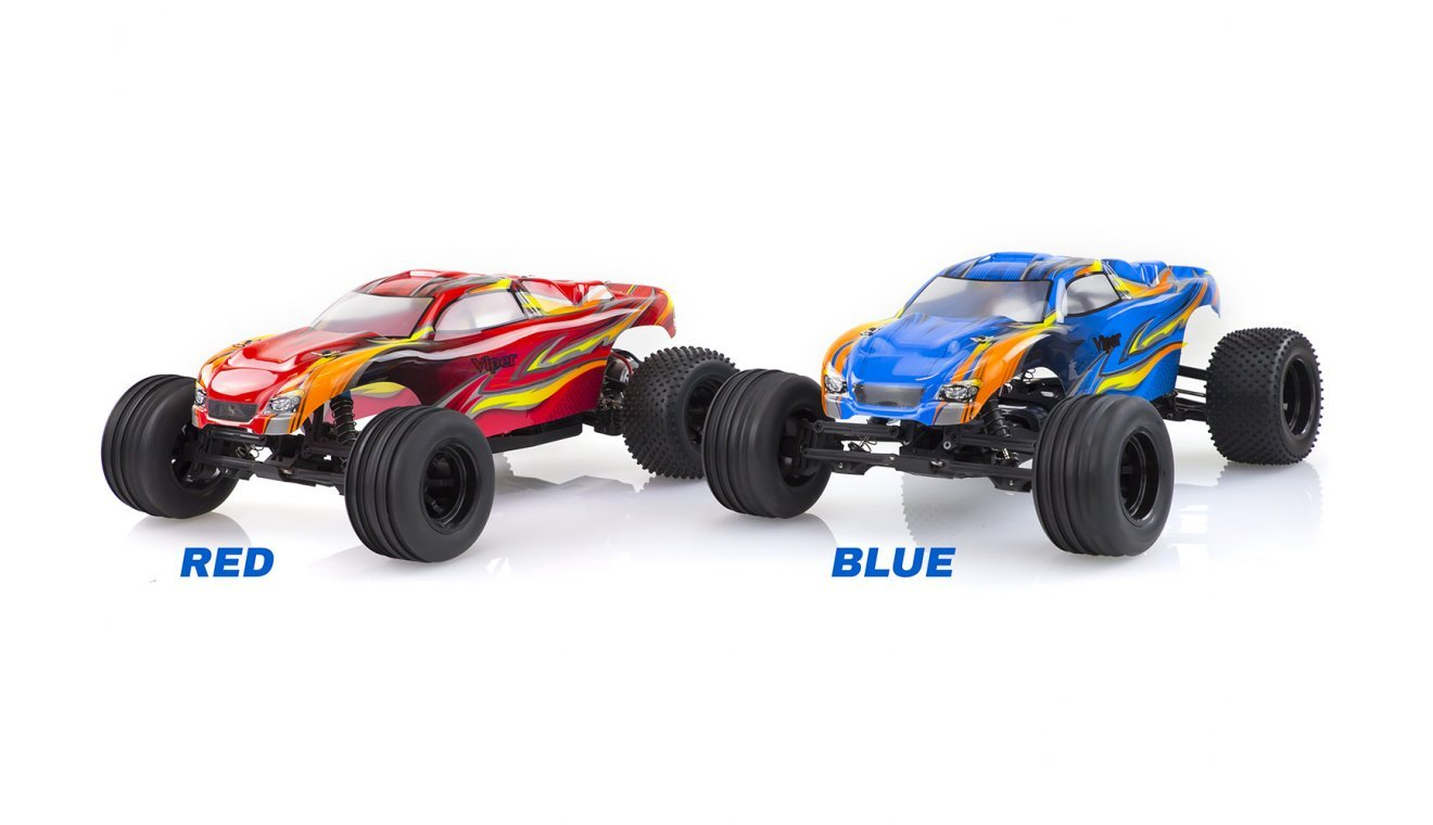 HSP 1/10 Viper 2WD Electric Off Road RTR RC Stadium Truck