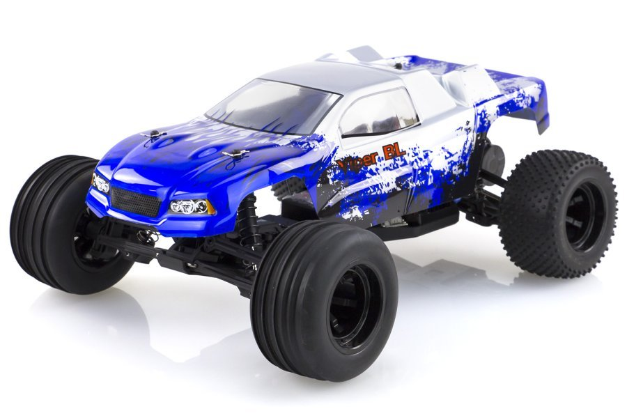 HSP 1/10 Viper BL 2WD Electric Brushless Off Road RTR RC Stadium Truck