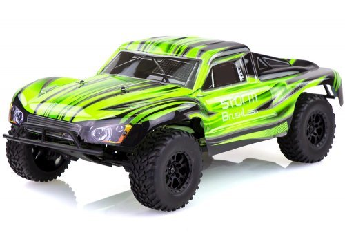 94607PRO | HSP 1/10 Storm BL 2WD Electric Brushless Off Road RTR RC Short Course Truck