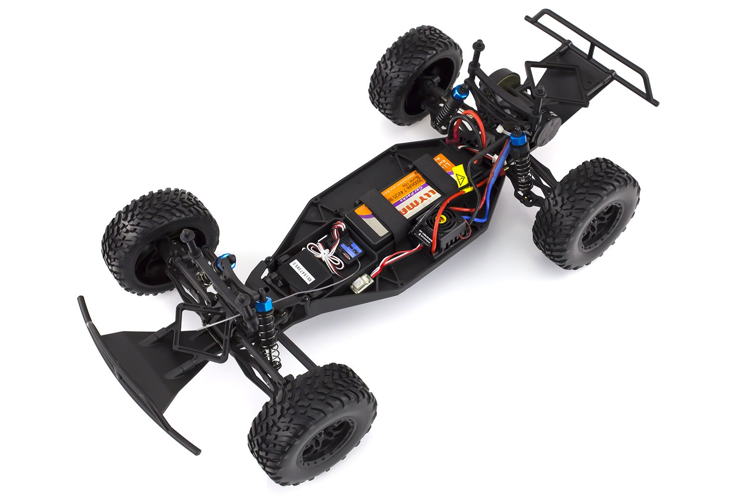 HSP 1/10 Storm BL 2WD Electric Brushless Off Road RTR RC Short Course Truck
