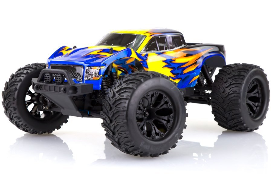 HSP 1/10 Wolverine Electric 4WD Off Road RTR RC Truck