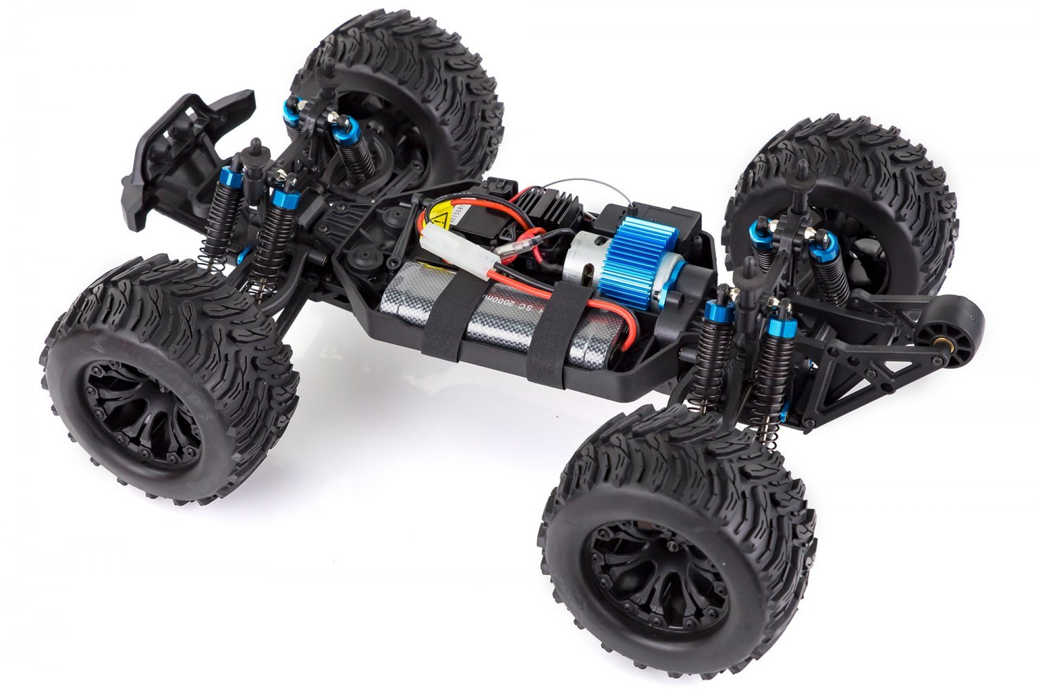 94701   HSP 1/10 Wolverine Electric 4WD Off Road RTR RC Truck