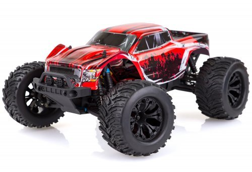 HSP 1/10 Wolverine BL Electric Brushless 4WD Off Road RTR RC Truck