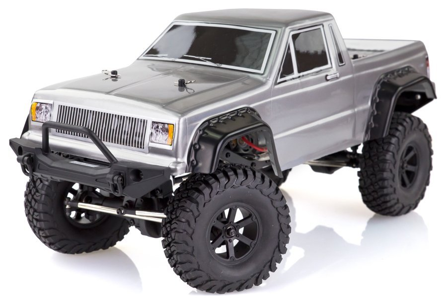 HSP 1/10 Boxer Electric 4WD RTR RC Rock Crawler