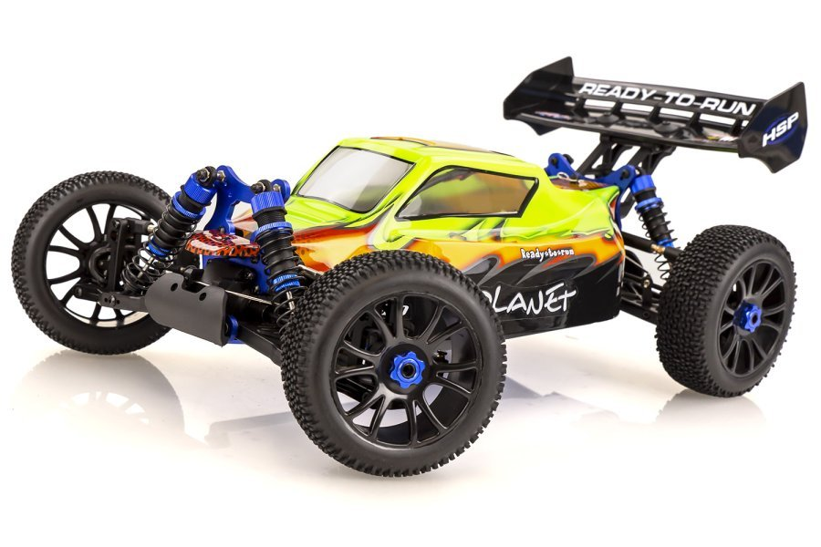 HSP 1/8 Planet V2 Electric Brushless 4WD RTR RC Buggy