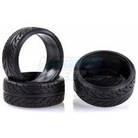 "Hobbies Direct 1.9"" T-Drift Tyres 4Pcs"