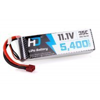 Hobbies Direct 11.1v 5400mAh 35C LiPo Battery