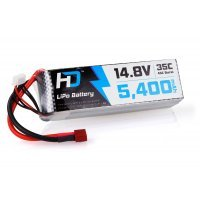 Hobbies Direct 14.8v 5400mAh 35C LiPo Battery