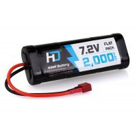Hobbies Direct 7.2v 2000mAh NiMH Battery