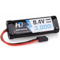 Hobbies Direct 8.4v 3000mAh Hump NiMH Battery