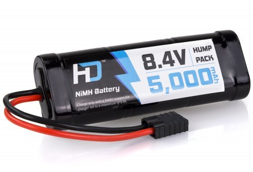 Hobbies Direct 8.4v 5000mAh Hump NiMH Battery