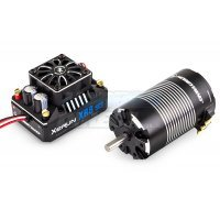 Hobbywing XeRun SCT XR8 A-Combo 3660SD 4300Kv Brushless Motor and 140A ESC Combo