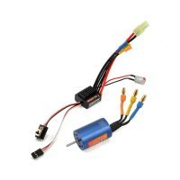 Hobbywing EzRun 2030SL 7800Kv Brushless Motor and 18A ESC Combo