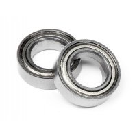 HPI 8x14x4mm Rubber Shielded Ball Bearings 2Pcs
