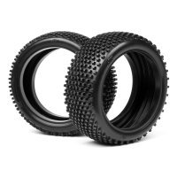 "HB 3.3"" Trophy Buggy Block Tyres 2Pcs"