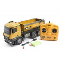 HuiNa 1/14 RC Tip Truck w/ Sound & Light Unit