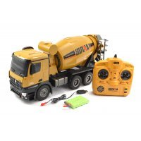 HuiNa 1/14 RC Cement Truck