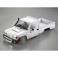 Killerbody Toyota Land Cruiser 70 Series Unpainted Hard Body w/ Decal Sheet