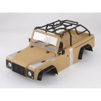 Killerbody TRX-4 Marauder II Matte Desert Painted Body Shell