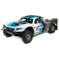 Losi 1/5 5IVE-T 2.0 Off-Road Short Course Petrol RC Truck BND - Blue