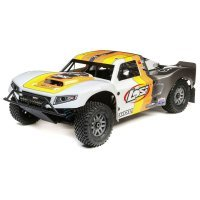 Losi 1/5 5IVE-T 2.0 Off-Road Short Course Petrol RC Truck BND - Orange