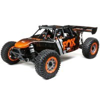 Losi 1/5 Fox Racing DBXL-E 2.0 Electric Brushless Off-Road RC Desert Buggy