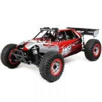 Losi 1/5 Red DBXL-E 2.0 Electric Brushless Off-Road RC Desert Buggy