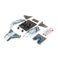 Losi 1/5 DBXL-E Grey Painted Body Shell Set