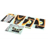Losi 5IVE-T RTR White Sticker and Decal Set