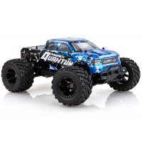 Maverick 1/10 Quantum MT Electric Off Road RTR RC Truck - Blue
