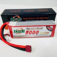 NXE 11.1v 5000mAh 40C LiPo Battery