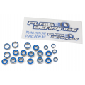 Plaig RC Bearing Kit for Tamiya 1/10 TT-01E Team Hahn