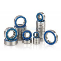 Plaig RC Bearing Kit for Traxxas 1/10 Slash 4X4