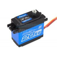 Power HD Standard LW-20MG 20kg Metal Geared Waterproof Servo