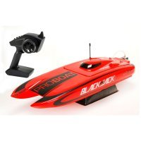 "Pro Boat Blackjack 24"" Catamaran Brushless Electric RC Speed Boat"
