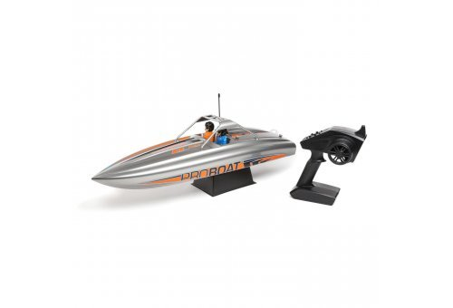 "Pro Boat River Jet 23"" Brushless Electric RC Speed Boat"
