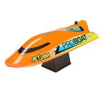 "Pro Boat Jet Jam 12"" Electric RC Speed Boat - Orange"