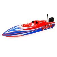 "Pro Boat Power Boat Racer 17"" Deep V Brushless Electric RC Speed Boat"