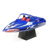 "Pro Boat Sprint Jet 9"" Power Electric RC Speed Boat - Blue"