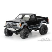 Pro-Line 1/10 Jeep Comanche Full Bed Unpainted Body Shell