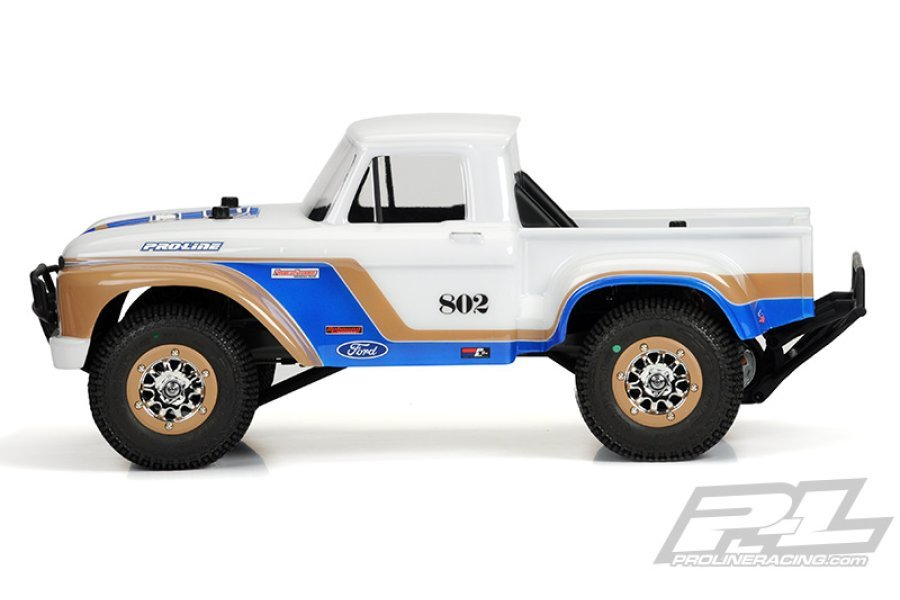 Pro-Line 1/10 1966 Ford F-100 Unpainted Body Shell