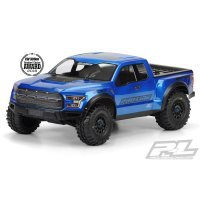 Pro-Line 1/10 Ford F-150 Raptor True Scale Unpainted Body Shell