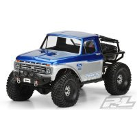 Pro-Line 1/10 1966 Ford F-100 for SCX10 Honcho Unpainted Body Shell