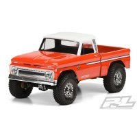 Pro-Line 1/10 1966 Chevrolet C10 for SCX10 Honcho Unpainted Body Shell