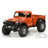 Pro-Line 1/10 1946 Dodge Power Wagon Unpainted Body Shell