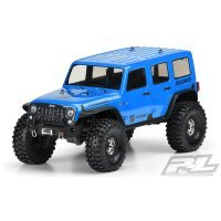Pro-Line 1/10 Jeep Wrangler Unlimited Rubicon for TRX-4 Unpainted Body Shell