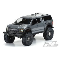 Pro-Line 1/10 2017 Ford F-150 Raptor Clear Body