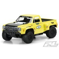 Pro-Line 1/10 1978 Chevy C-10 Race Truck Unpainted Body Shell