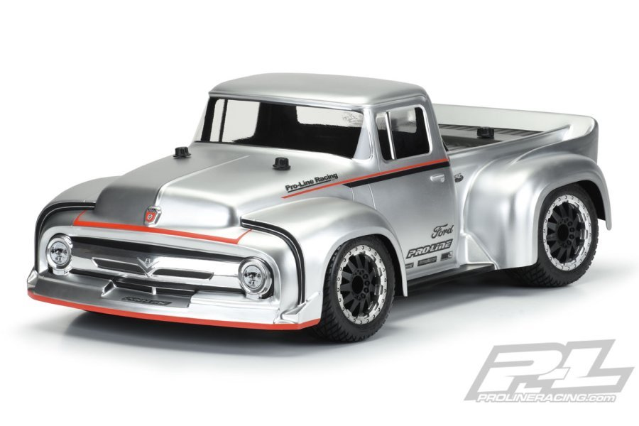 Pro-Line 1/10 1956 Ford F-100 Unpainted Body Shell