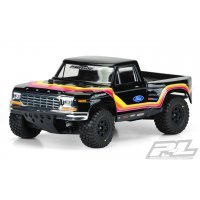 Pro-Line 1/10 1979 Ford F-150 Race Truck Unpainted Body Shell